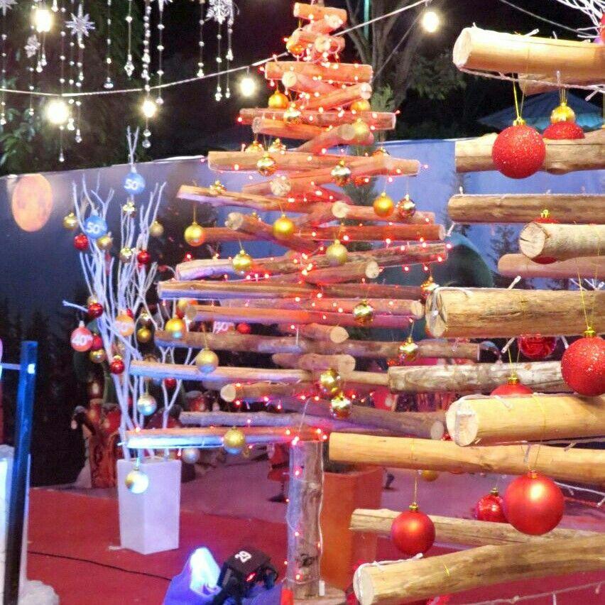 arbolnavideño #luces #navidad #decoración Ieq Pinterest - Luces De Navidad