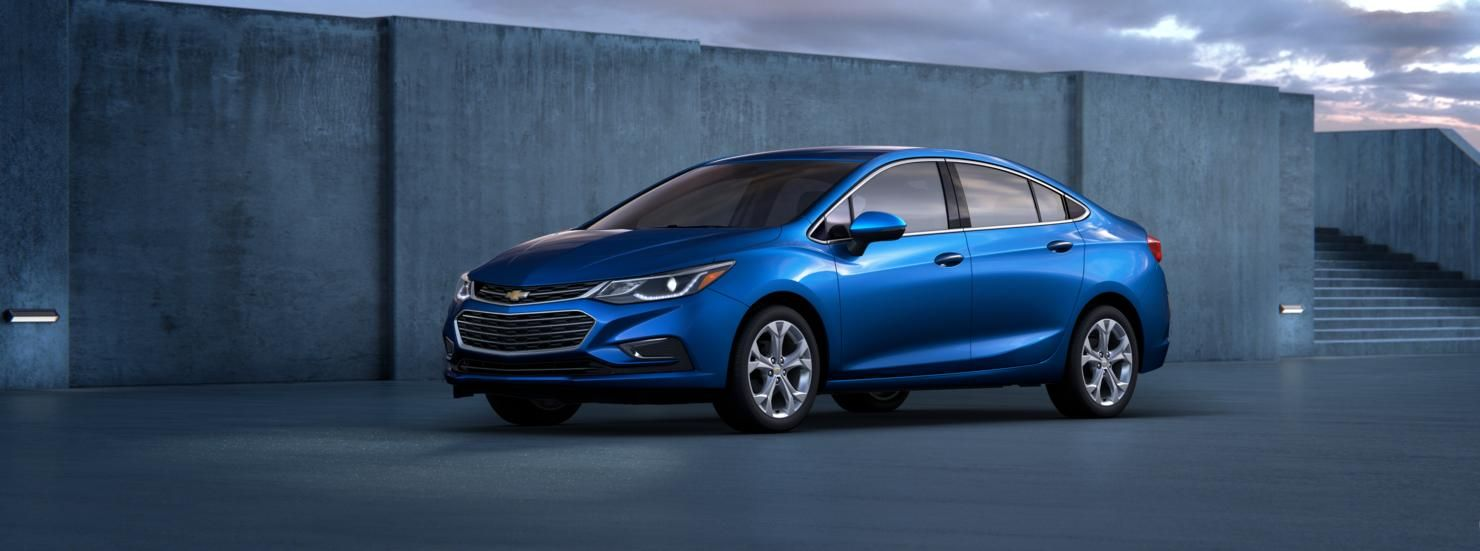 All new 2016 Chevy Cruze. Due to arrive any day now....