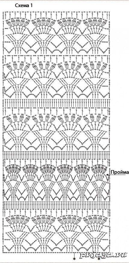 Yulia Laskovenkova | VK | crochet | Pinterest | Croché, Ganchillo y ...
