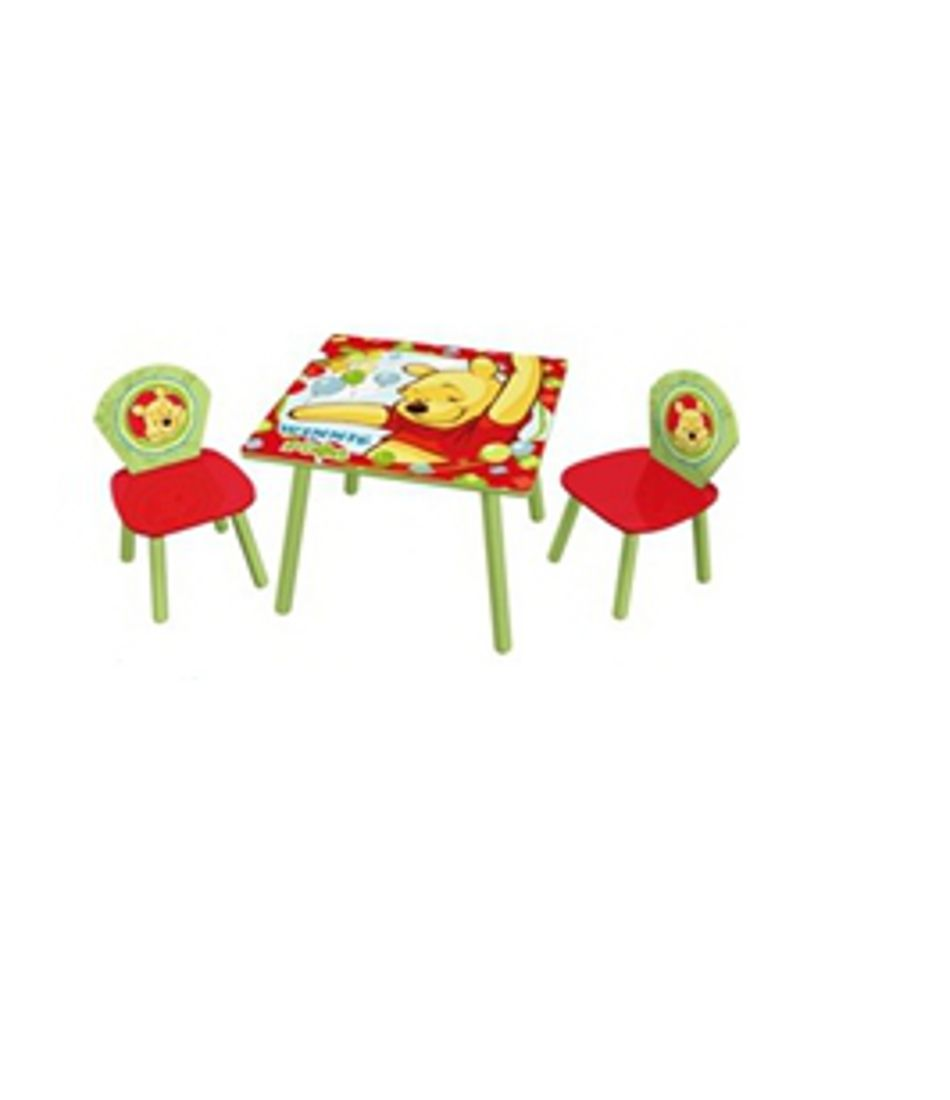 Excellent Mom Me Home Chairs Tables Disney Winnie The Pooh Andrewgaddart Wooden Chair Designs For Living Room Andrewgaddartcom