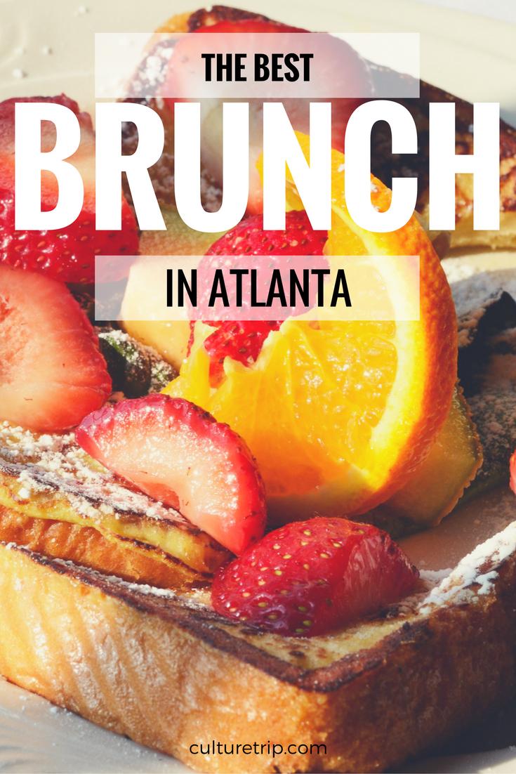 The 6 Best Brunch And Breakfast Spots In Druid Hills, Atlanta