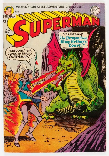 superman 86 (dc, 1954) comics historietas pinterest  superman 86 (dc, 1954)