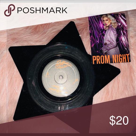 Jsc Limited Edition Prom Night Vinyl Star Record In 2020 Prom Night Records Vinyl Records