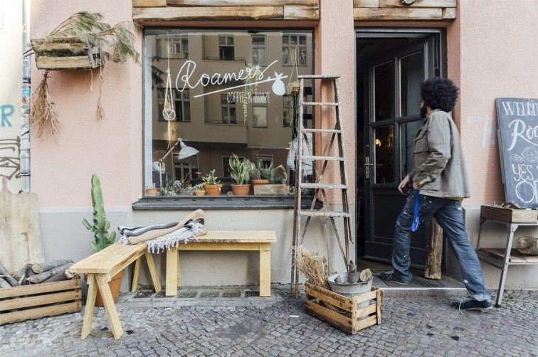 Roamers Coffee Booze Berlin Neukolln Stilnomaden Com