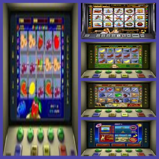 игровой автомат символами