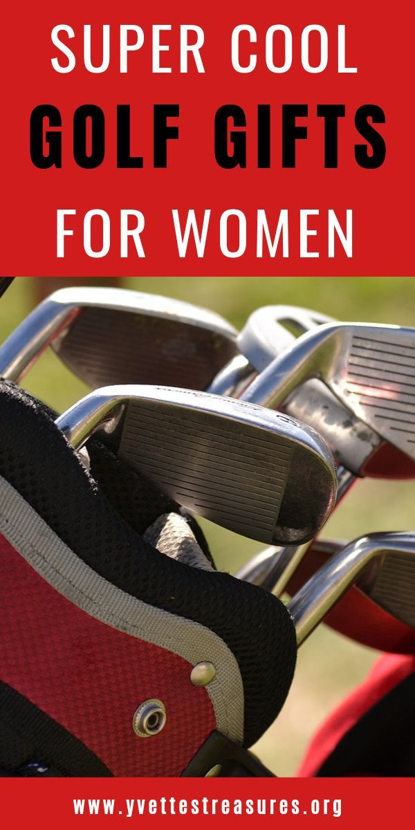Unique Golf Gifts For Women That They Will Absolutely ...