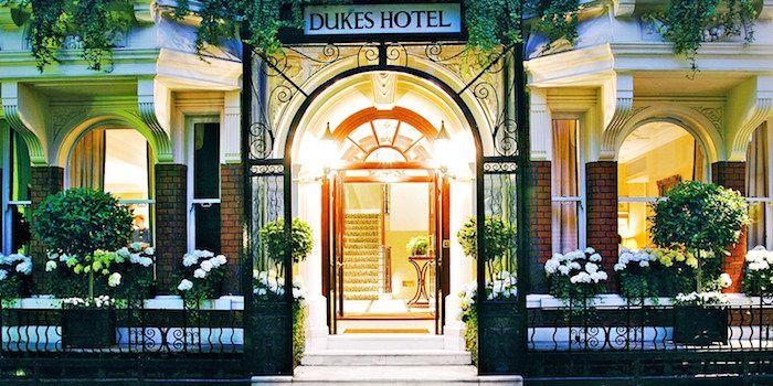 Muslim Friendly Hotels In London Uk Dukes Hotel Best Halal