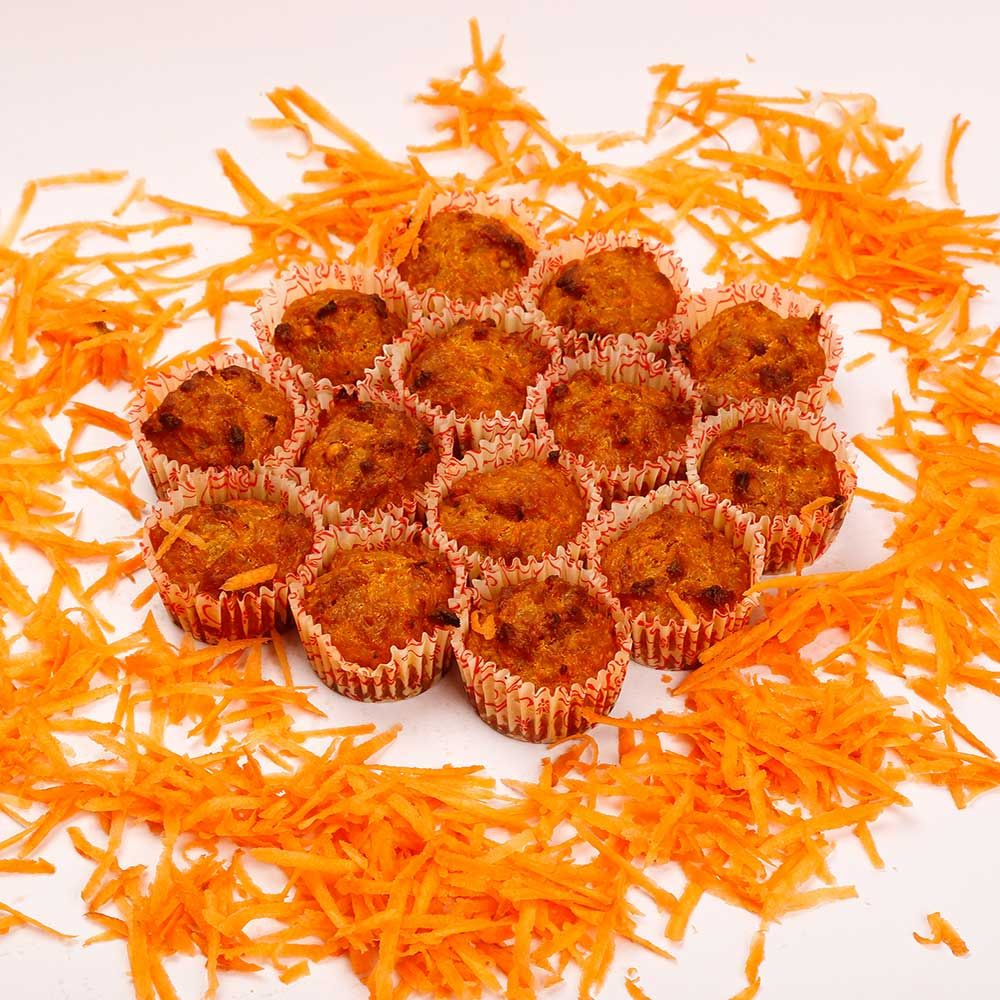 Carrot cake muffins for dogs cupcakes for dogs recipe