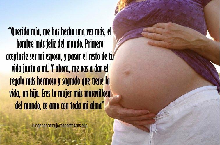 Palabras De Aliento Para Una Mujer Embarazada Palabra De