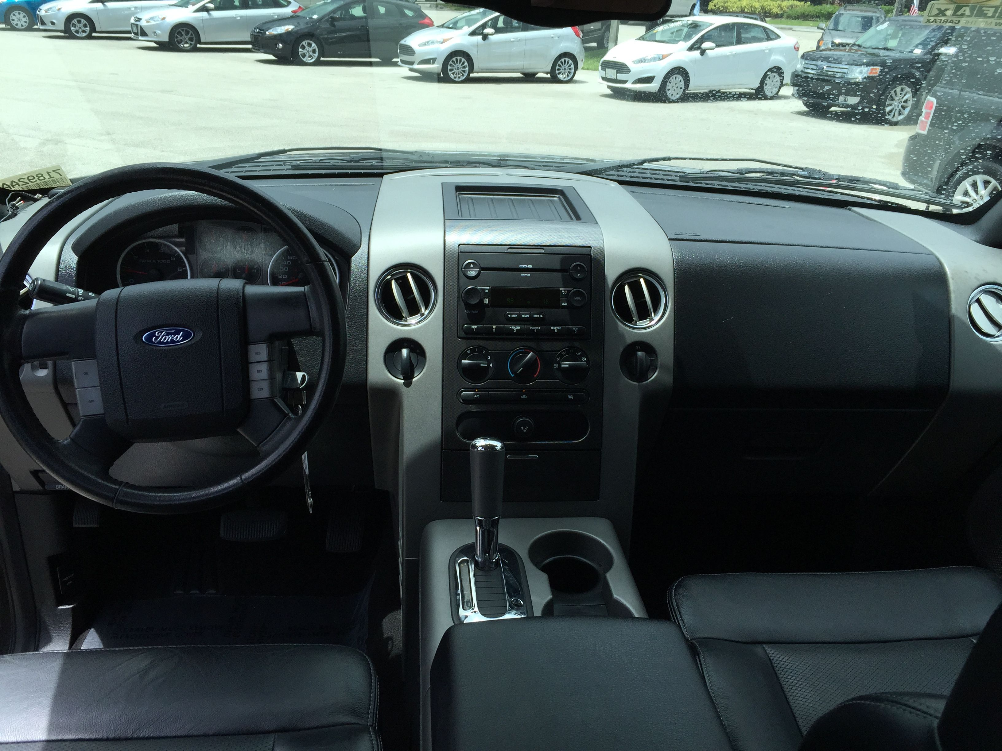 2005 ford f 150 fx4 dash interior ford