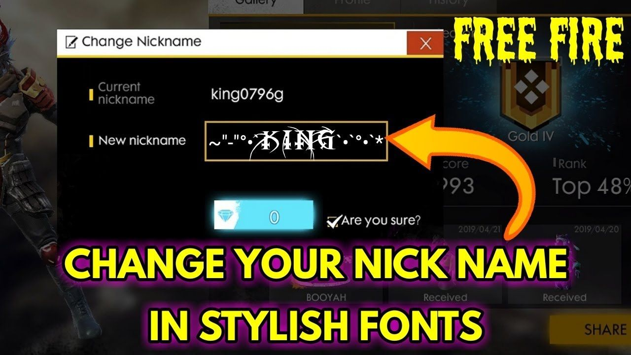 Free Fire Stylish Name Maker Free Fire Name Generator Free Fire Stylish Name Bd Stylish Name Stylish Fonts Cool Names