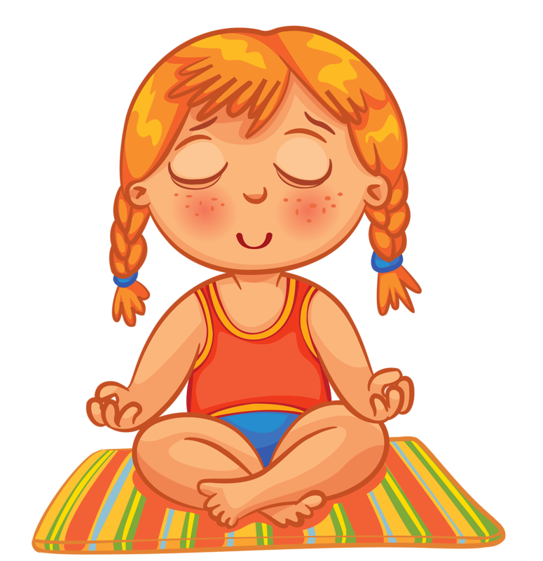 Tip #24 VISUALIZE When all else fails, just breathe - Lynn ... |Kids Relax Clipart