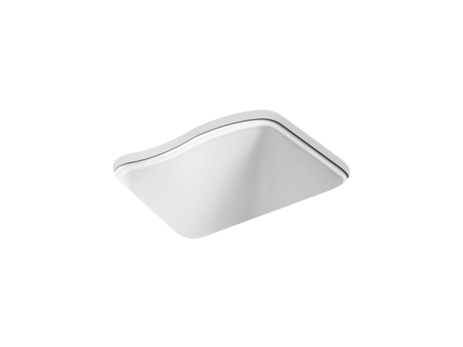 River Falls 25 X 22 X 14 15 16 Undermount Utility Sink With 4