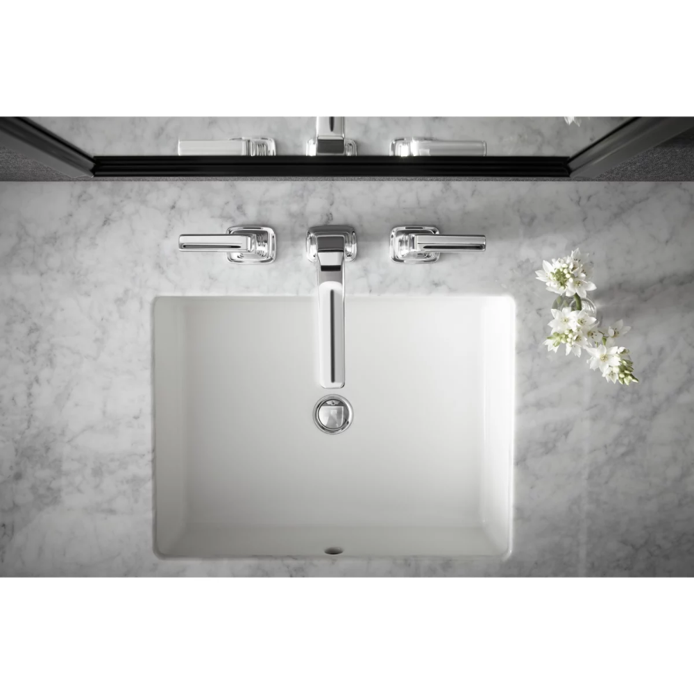 Kohler K 2882 Build Com In 2020 Undermount Bathroom Sink Square Bathroom Sink Bathroom Design