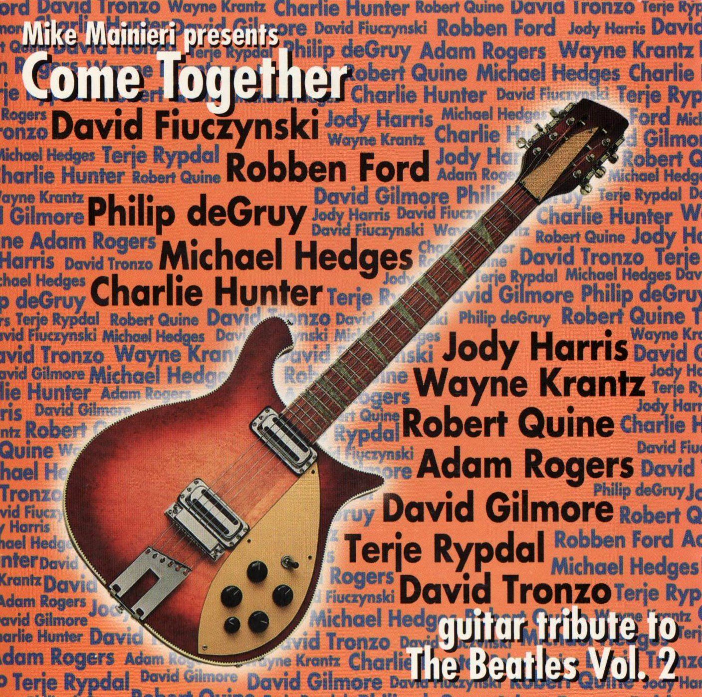 Vol. 2-Beatles Guitar Tribute: Come Together: Amazon.ca: Music