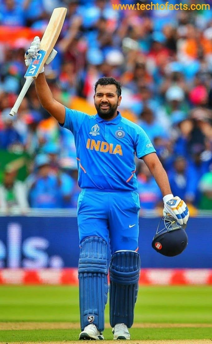 What is the monthly of Rohit Sharma? India