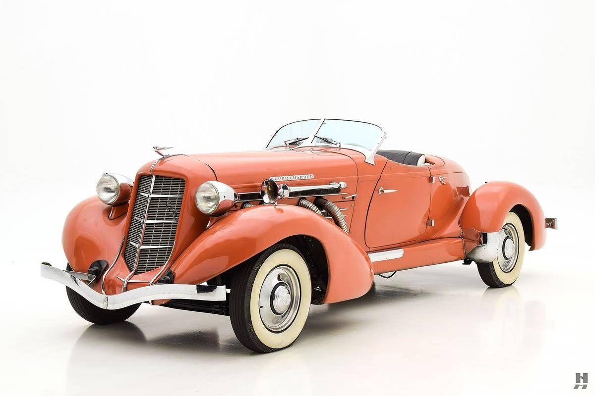 1936 Auburn 852SC Boattail Speedster | Auburn, Cord and Duesenberg ...