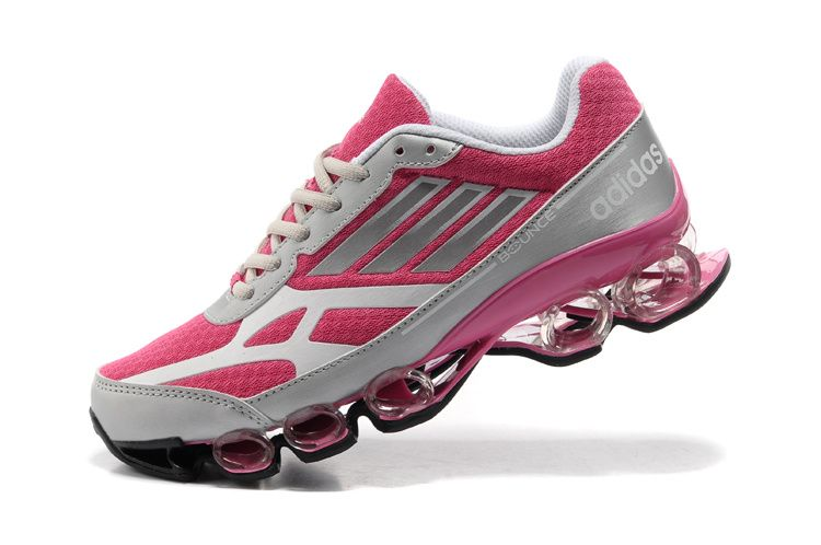 Adidas Titan Bounce Running Womens Shoes V5 Pink Silver Cheap Sale ... | Running  Shoes | Pinterest | Pink, Adidas and Silver