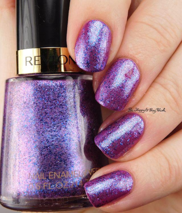 5f8ca05d9b Revlon Magnetic swatch + review | Nail Art | Revlon nail polish ...