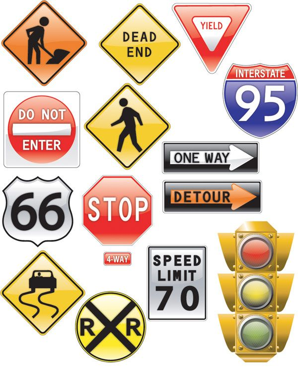 Traffic Signs Theme Family Home Evening Fhe Home And Family