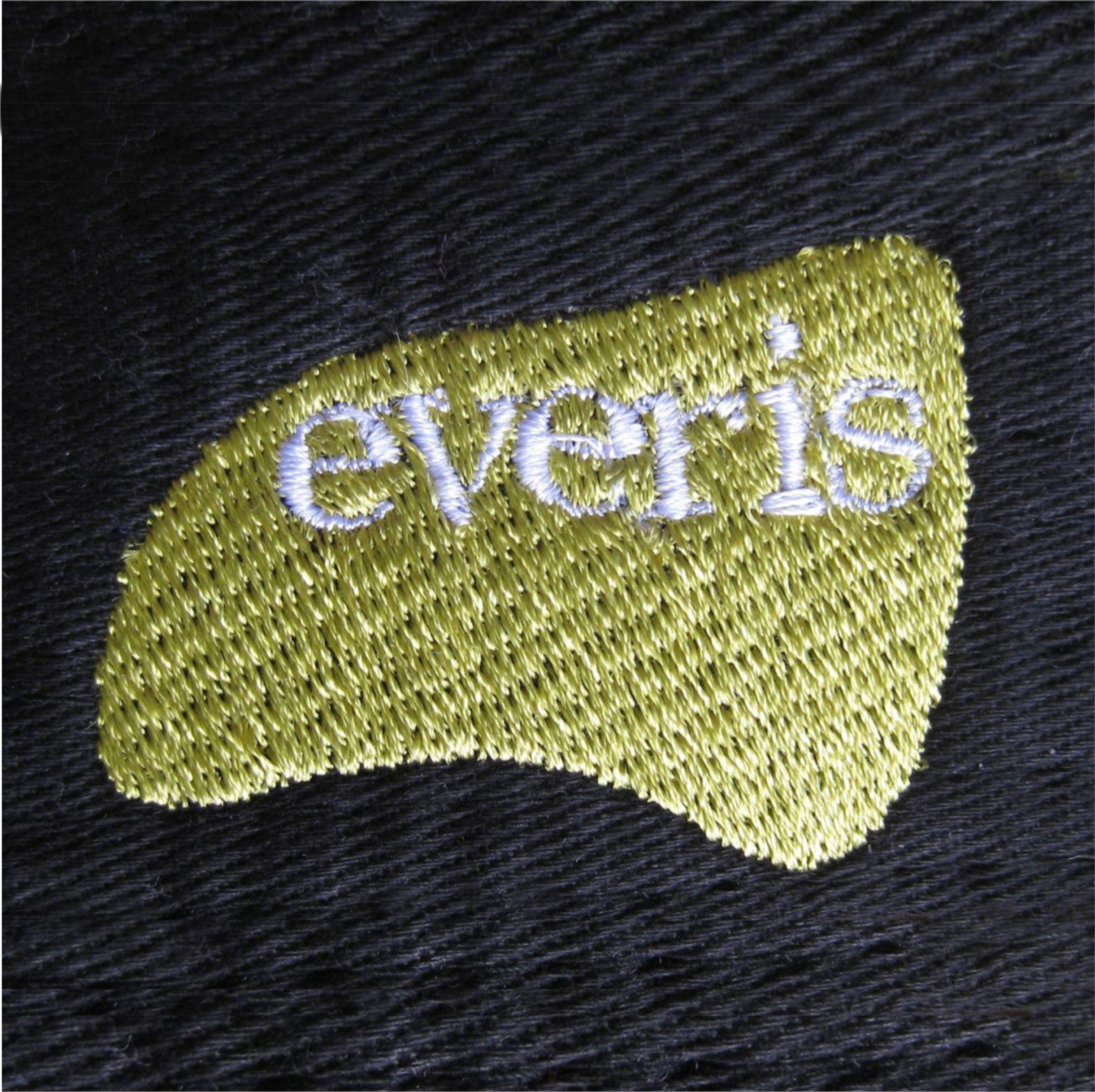 Logotipo Everis Bordado Www Botextilprint Es Botextilprint
