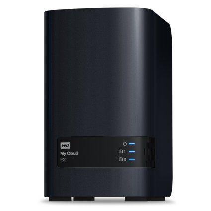 Wd 4tb My Cloud Ex2 Personal Cloud Storage Amazon Co Uk Computers Accessories Disco Duro Usb Informatica