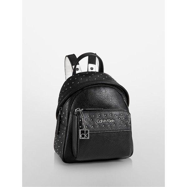 foto de Calvin Klein Women's Hailey Studio Backpack (205 SAR) ❤ liked on ...