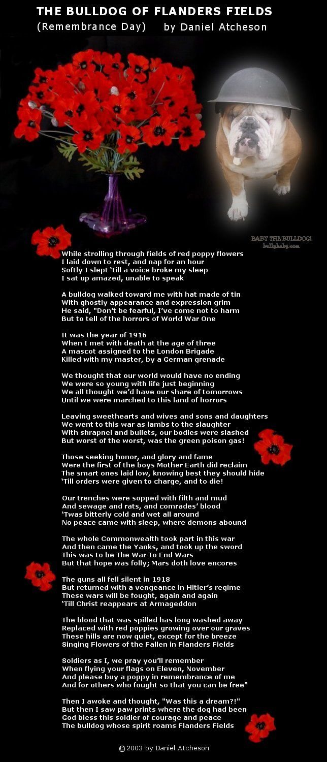 Memorial day poems veterans poems prayers - For Those Needing Inspiration For History Assessments On Gallipoli Beautiful Poem Flanders Fieldthe Bulldoganzac Dayremembrance