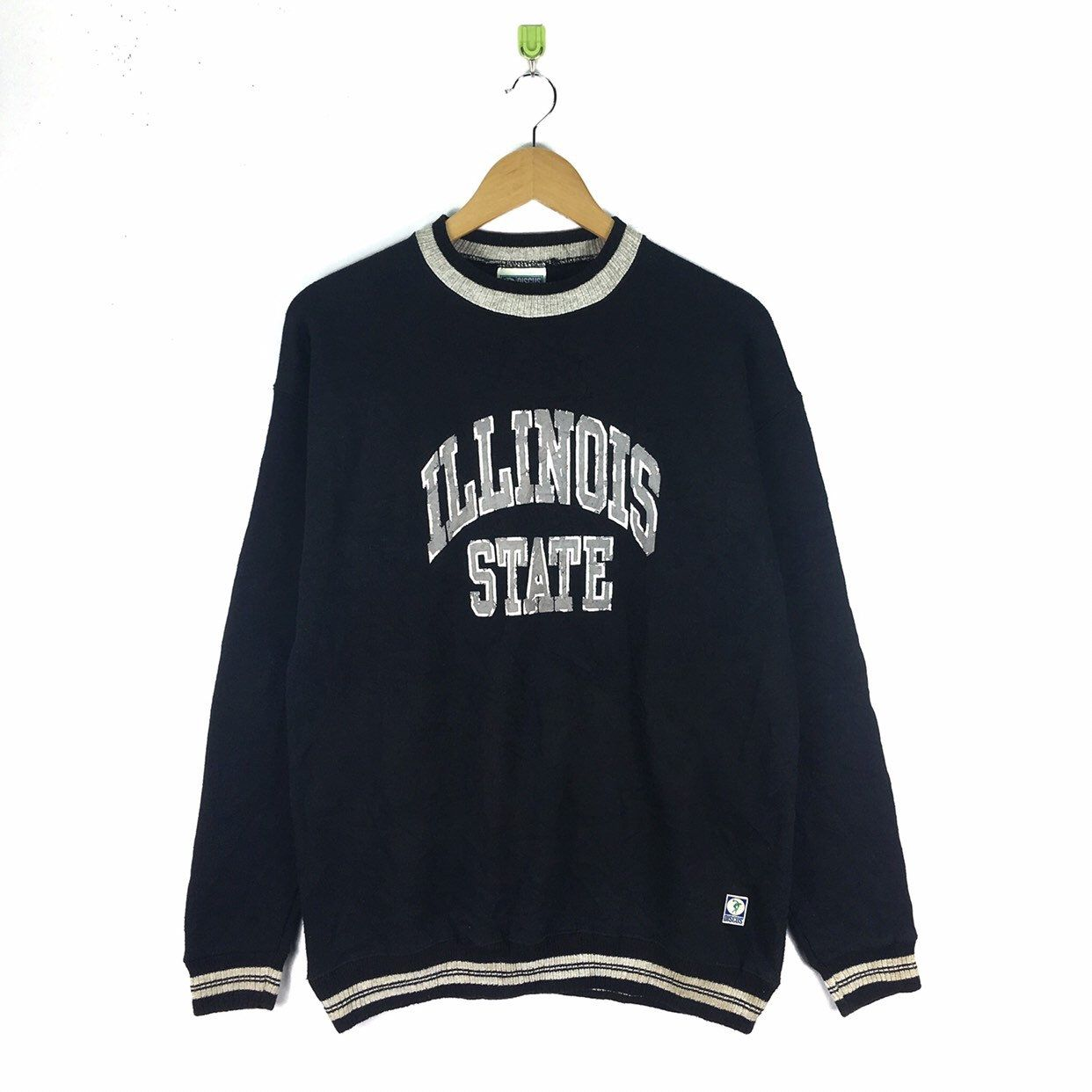 Excited To Share This Item From My Etsy Shop Vintage 90s Illinois States Sweatshirt Crewneck Big Sweatshirts University Sweatshirts Illinois State University [ 1242 x 1242 Pixel ]
