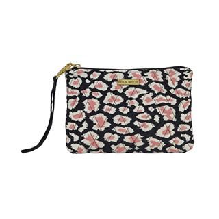 Amira Wristlet Pouch - Carry more than just cards, cash and coins with a roomy interior perfect for holding lipstick, large cellphones, keys and more. It has 1, 12x.375