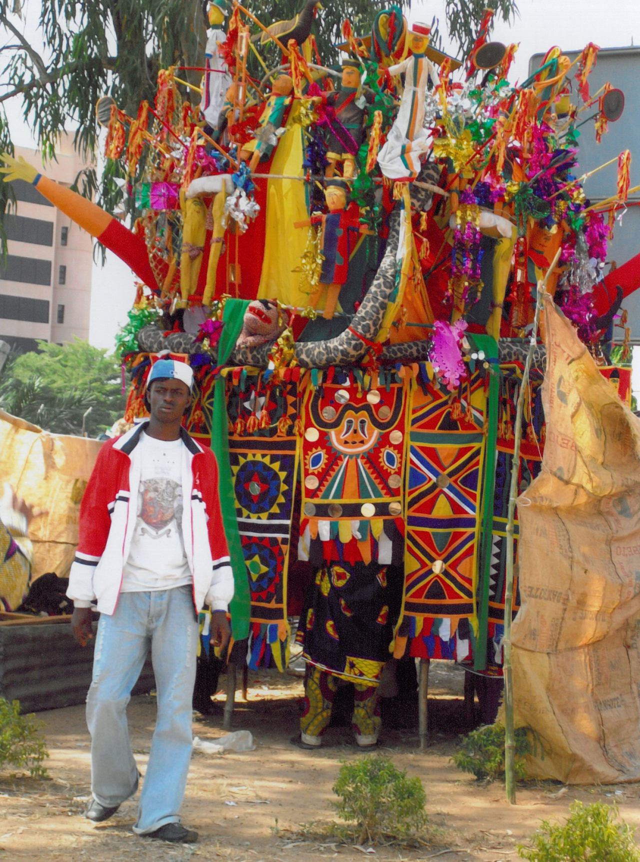 Ijele masquerade | UNESCO Intangible Cultural Heritage of Humanity