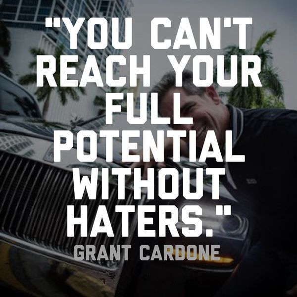 Top 25 Motivational Quotes For Entrepreneurs To Keep You: 25 Awesome Grant Cardone Picture Quotes