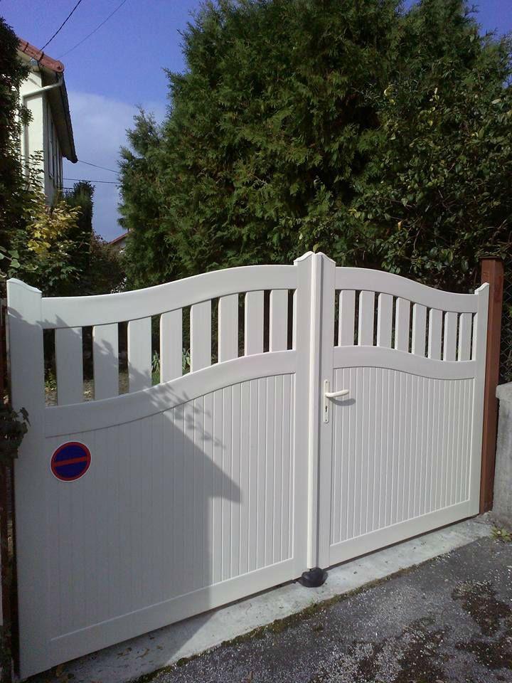 pose et remplacement portails  clôtures grand est