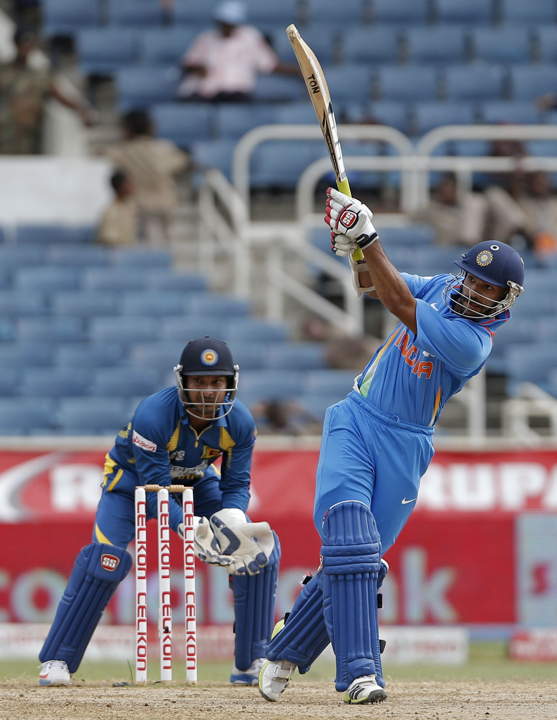 India's new sensation Shikhar Dhawan Tri series, Shikhar