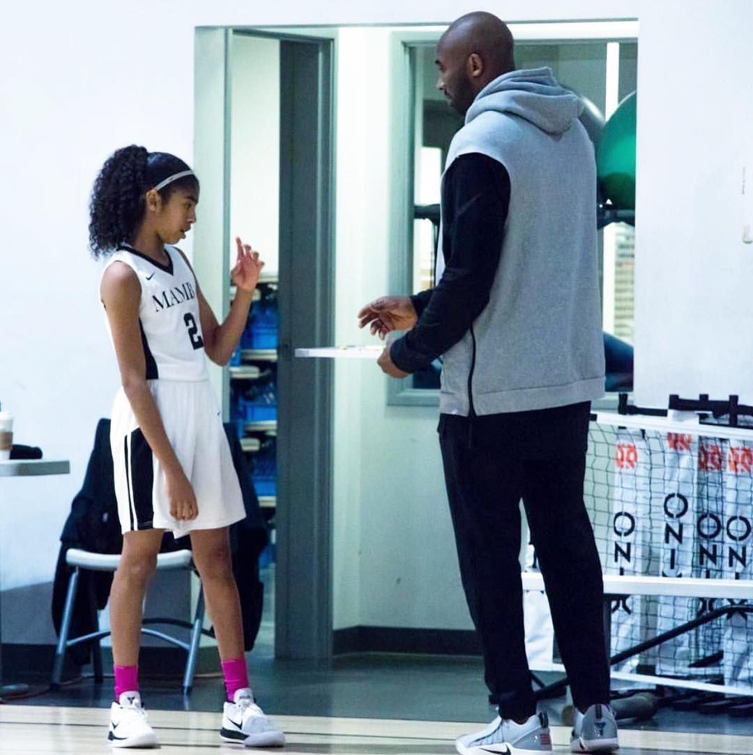 """️️️️Team Family First 🏀 on Instagram: """"Mamba Conversation ..."""