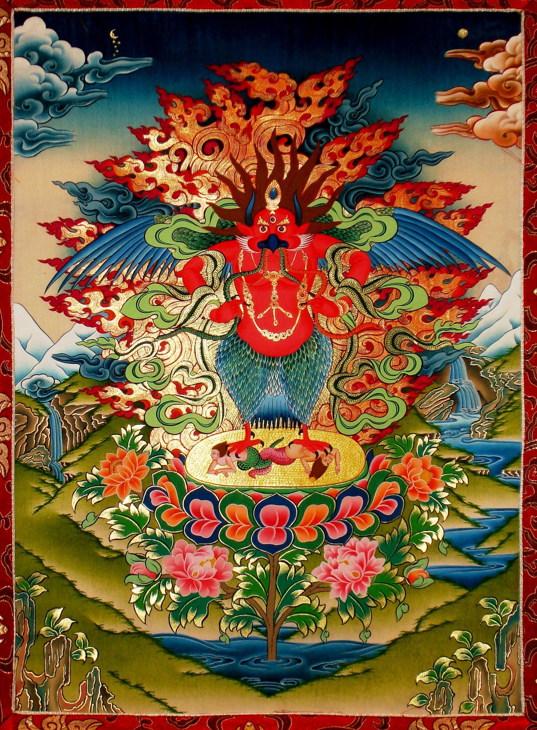 #Buddhism · Flight of the Garuda - A Complete Explanation of Thorough Cut by Zhabkar