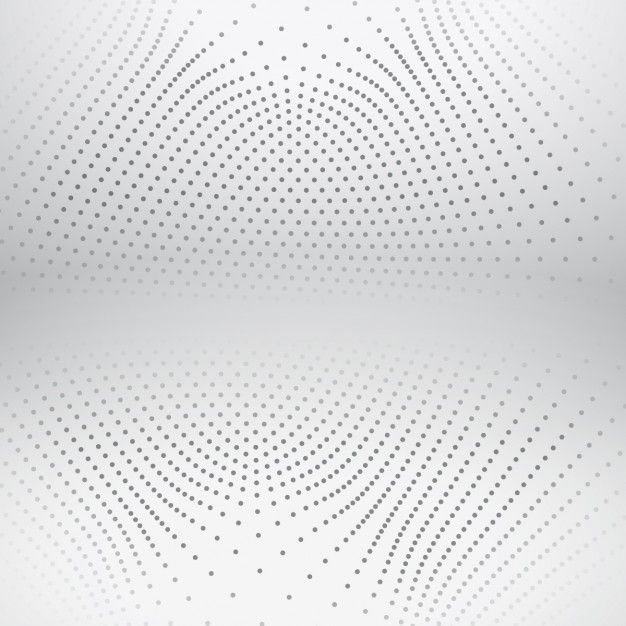 Abstract dots background Free Vector