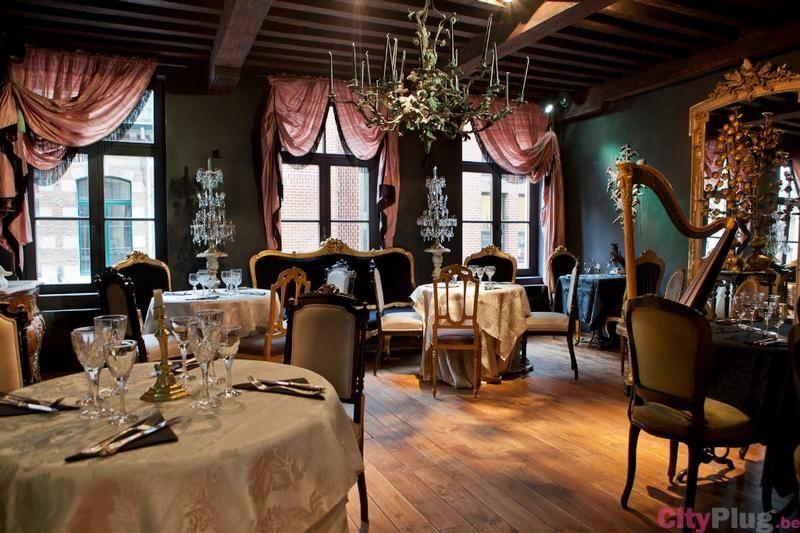 Le Salon Des Lumieres Restaurant Cuisine Mediterraneenne Mons Ville Cityplug Lumiere Restaurant Salon Lumiere