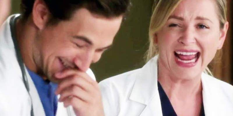 VIDEO: Grey\'s Anatomy Season 13 Bloopers Are Here! in 2018 | Grey\'s ...