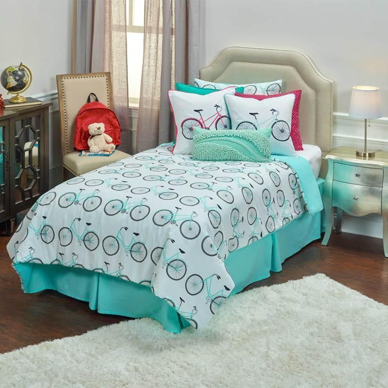 Liven Up Your Bedding Decor With This Cotton Poly Blend Comforter