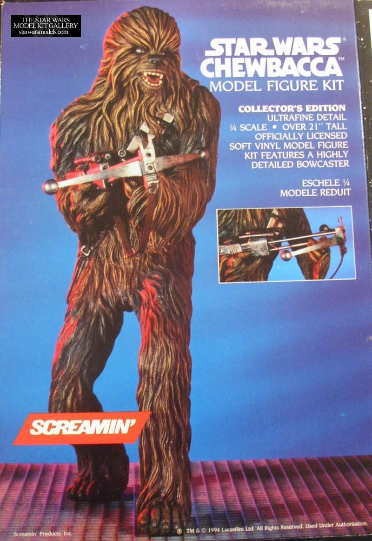 Screamin Products Chewbacca