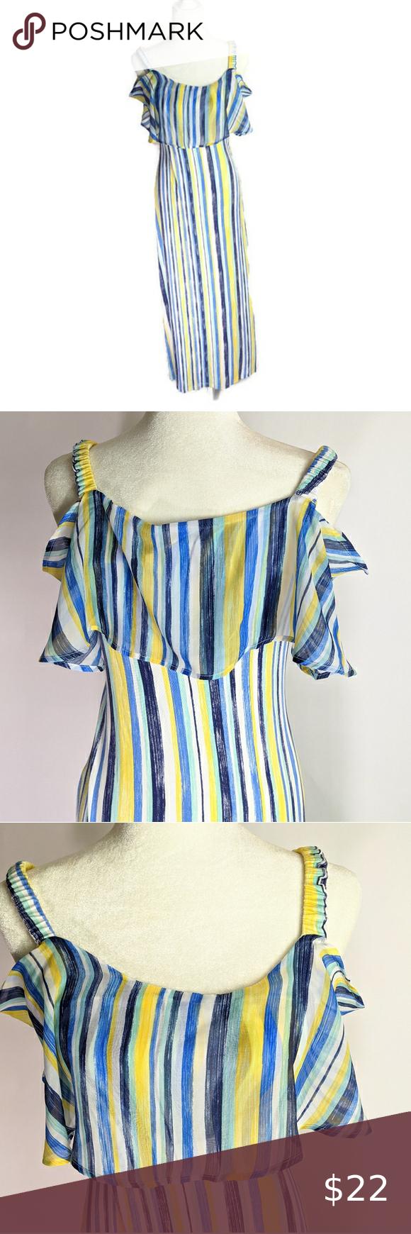 Design 365 Vertical Stripe Maxi Dress Striped Maxi Dresses Clothes Design Striped Maxi [ 1740 x 580 Pixel ]