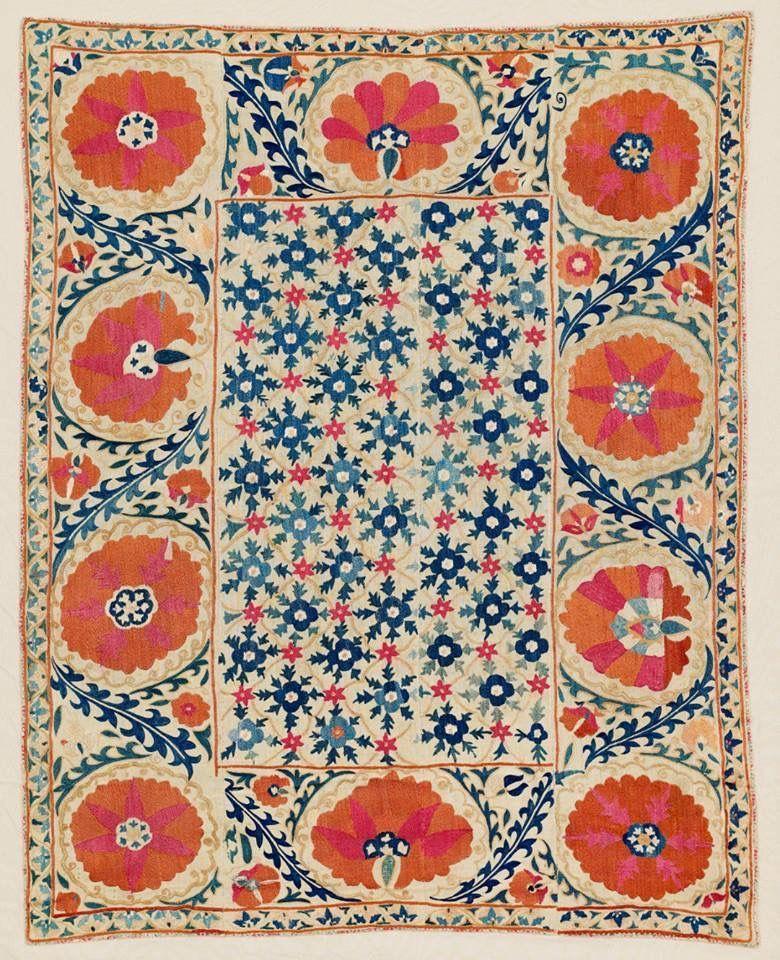 Idea by Annalee Giesbrecht on Patterns Suzani, Asian