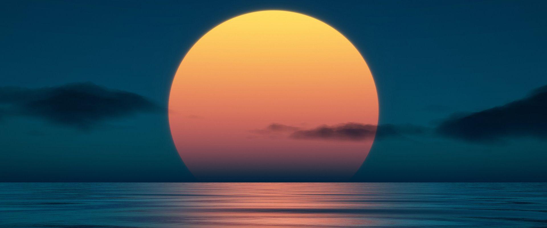الشمس السماء القمر الغروب الخلفية Free Background Photos Sky Moon Sunrise