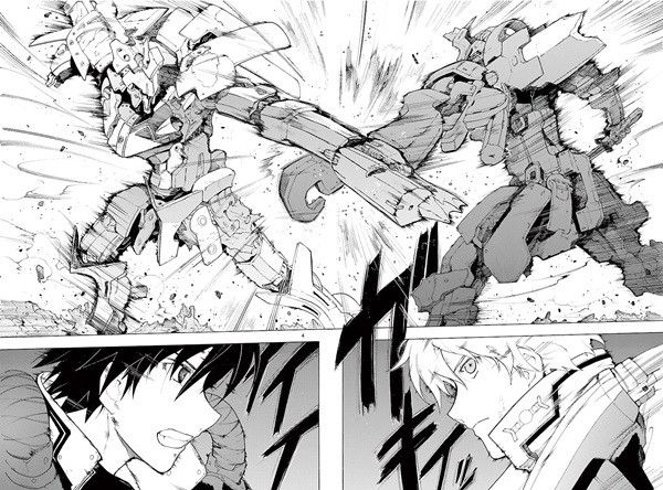 break blade manga