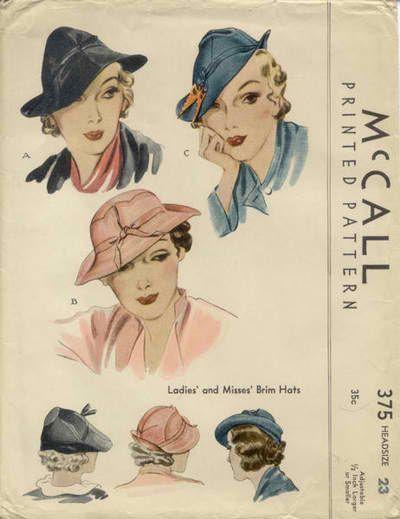 walking hat pattern | STITCHES | Pinterest | Hüte