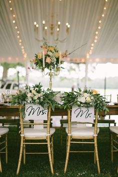chiavari chairs with farm tables - Google Search