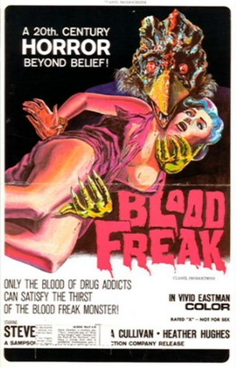 Awesome 70s B Movie Posters | HORROR | Movie posters, Horror