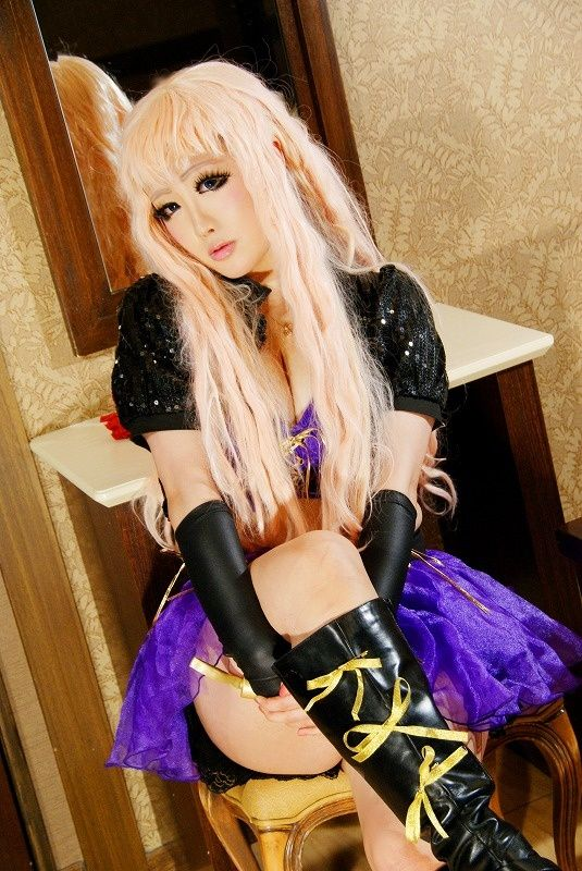 [Tira] Macross Frontier: Sheryl Nome (ギャラクシーツアー) - Cosplayers' Cure