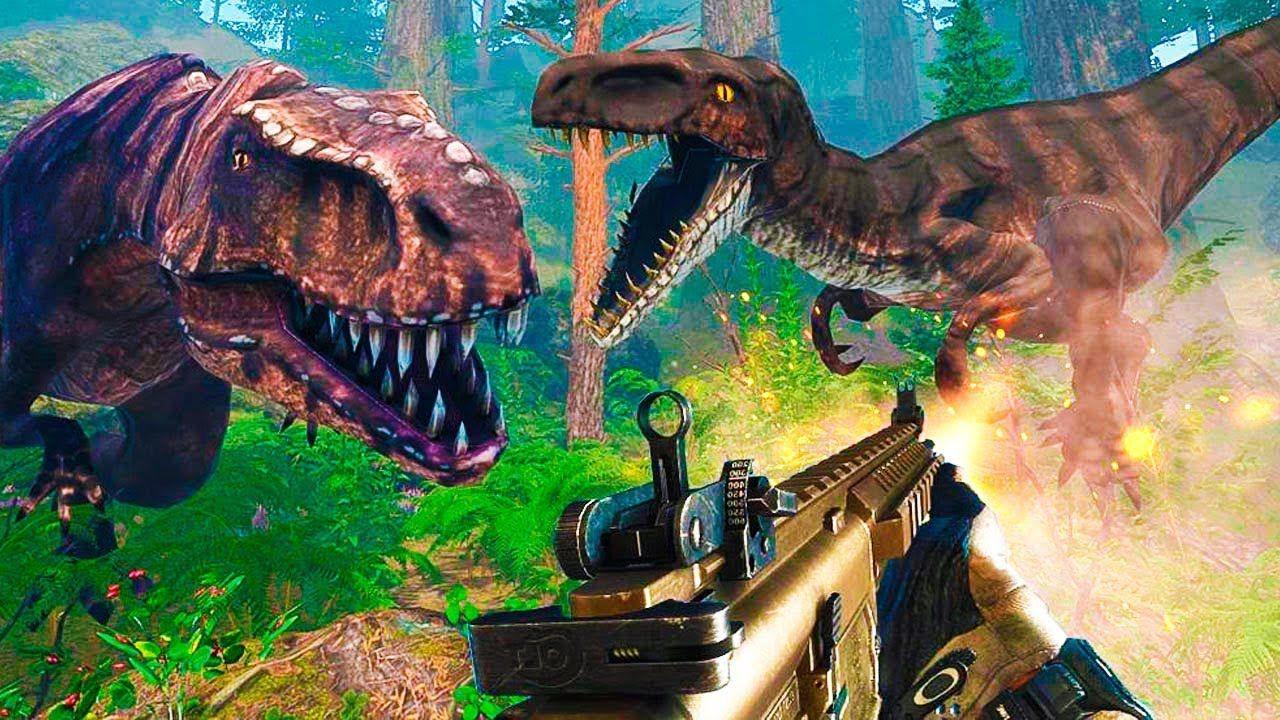 Dinosaur Hunter 2019 by Extreme Game Tap Dinosaur Hunter